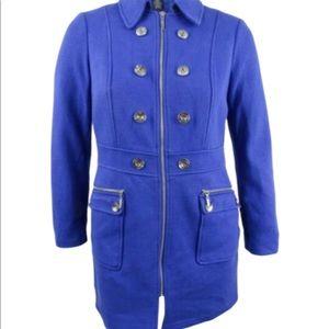 New INC Button Trim Coat size Large